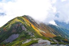 仙丈ヶ岳2