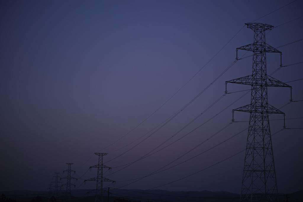 送電の世界