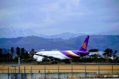 タイ国際航空 ボーイング777-200