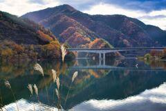 『梅田湖』