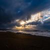 穏やかな冬の日本海