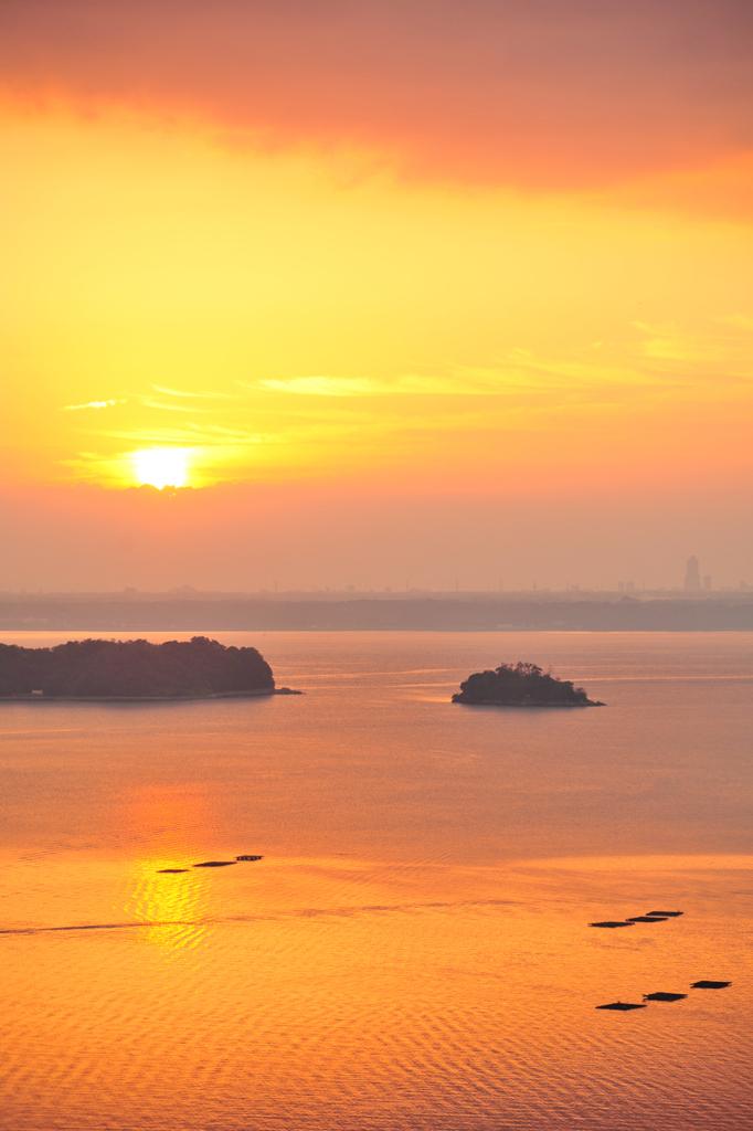 20141018_060550 オレンジ色の朝