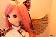 天使の彼女