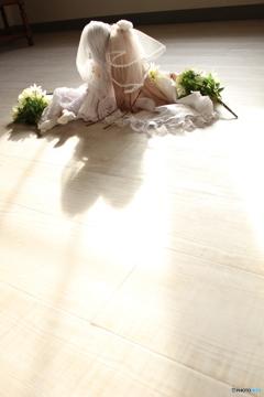 花嫁の昼下がり