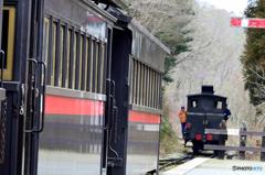 蒸気機関車12号
