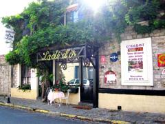 バルビゾン・・あるレストラン