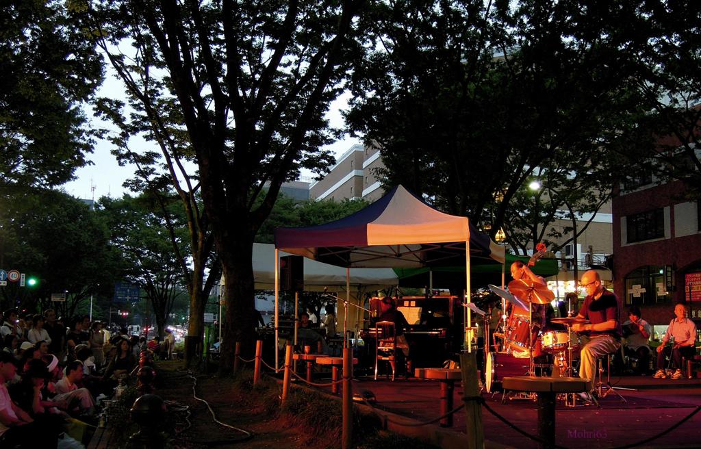 定禅寺Street Jazz Festival in 仙台
