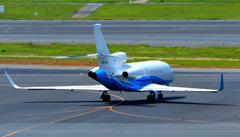 高性能 Business Jet