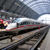 ICE@フランクフルト中央駅