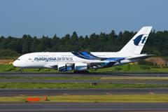 マレーシアA380
