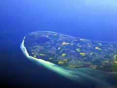 不思議な海岸・・メン島デンマーク