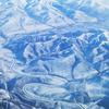 蛇行する川・シベリア