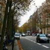街の秋・・パリ