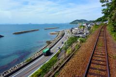 愛媛の海岸