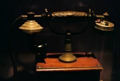 Takmar 1:2.4  f58mm 「電話」