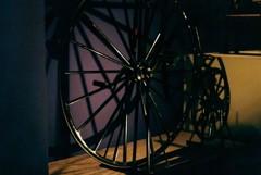Takmar 1:2.4  f58mm 「自転車」