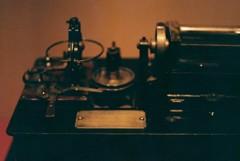 Takmar 1:2.4  f58mm 「蓄音機 byエジソン」