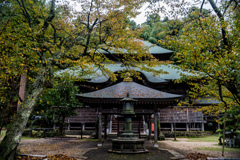 西国29番 松尾寺 本堂
