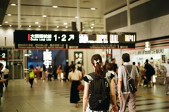 JR大阪駅 環状線