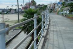 浜の散歩道