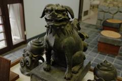 讃岐民芸館 狛犬