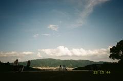 東山山頂公園(film)