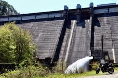 黒田ダムへ行ってきました。