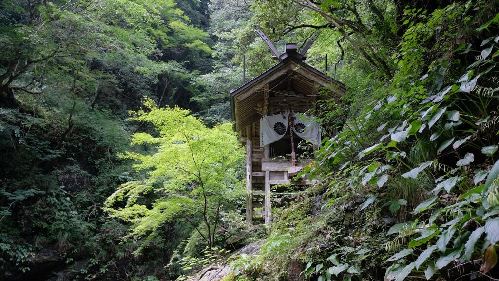 DSCF6039 (2) 元伊勢内宮皇大神社 天岩戸神社