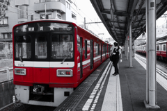 KEIKYU RED 神奈川新町