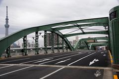 隅田川散歩