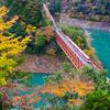 晩秋の大井川鉄道