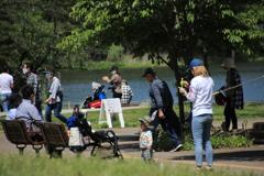 公園散策―公園が好き