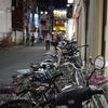 主を待つ自転車たち