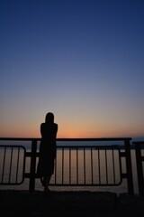 sunsetになにを想う