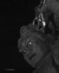 鎌倉妙本寺 仁王