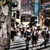 街角スケッチ/渋谷スクランブル交差点 (3)
