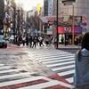 街角スケッチ/渋谷 道玄坂下