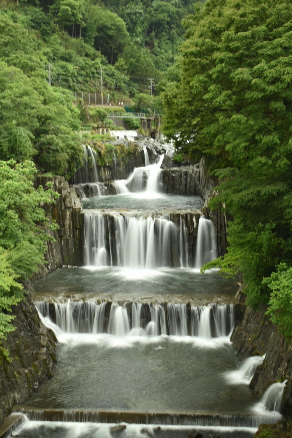 田原の滝①