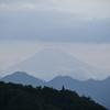 山間からの富士見