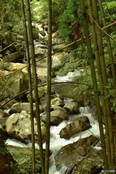 日川walk(竜門峡)