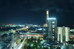 神戸市役所からの夜景
