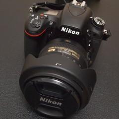 ニコンD750 & 24-120mm f/4G ED VR