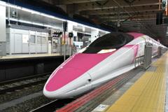 ハローキティ新幹線4