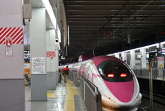 ハローキティ新幹線1