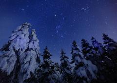 冬空オリオン