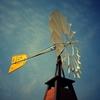 風見鶏風車