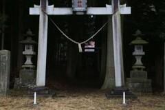 小雨の入口
