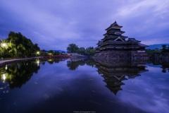 Xで撮る国宝松本城