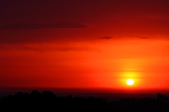 1月16日の太陽