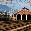 往時の糸魚川駅